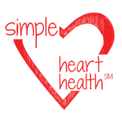 simple heart health larger logo