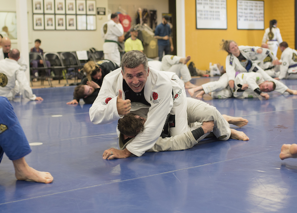 5 Health Benefits of BJJ for Adults