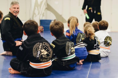 Bullyproof Your Child With BJJ - Team Rhino Gracie Jiu-Jitsu