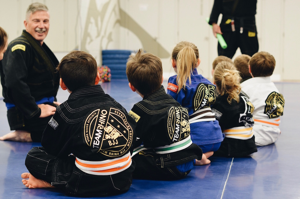 Bullyproof Your Child With BJJ