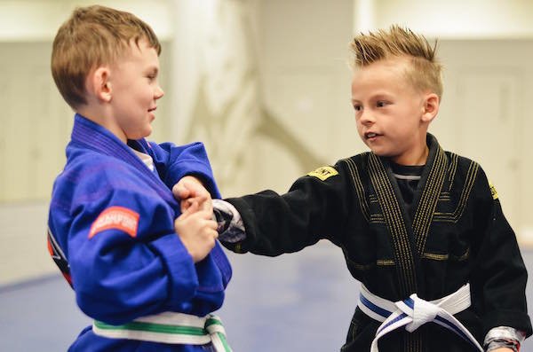Why Enroll Your Child in Jiu-Jitsu?