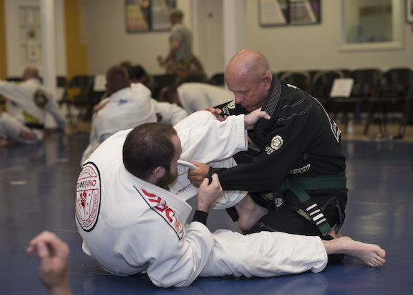 BJJ As Self-Defense