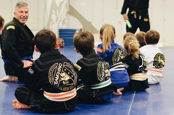 5 Reasons To Start Your Child in BJJ Early