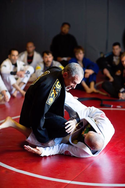 Reaching Your Resolutions With BJJ