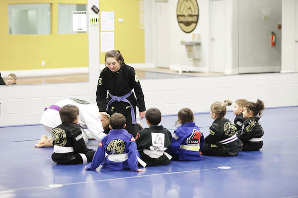 6 Benefits of Starting Jiu-Jitsu as a Kid
