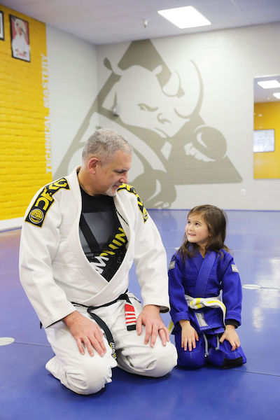 5 Advantages of Gracie Jiu-Jitsu over Stand-Up Martial Arts