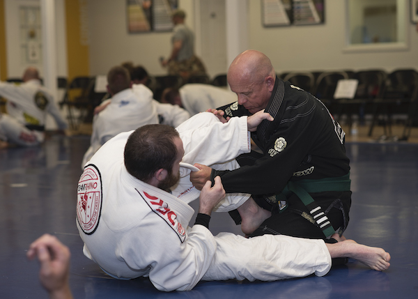 5 Tips to Stay On Track with Your Jiu-Jitsu Training