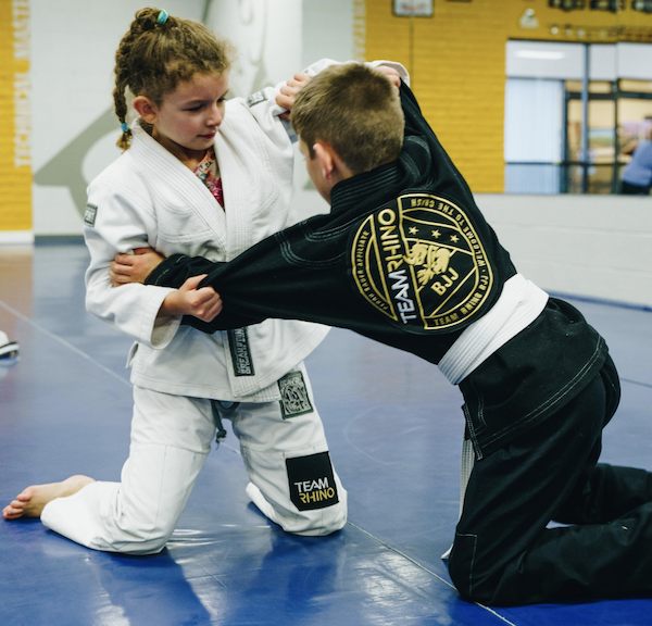 Martial Arts: Build a Foundation for Self-Defense