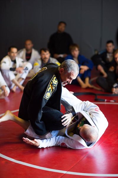 Advice for New Jiu-Jitsu Students