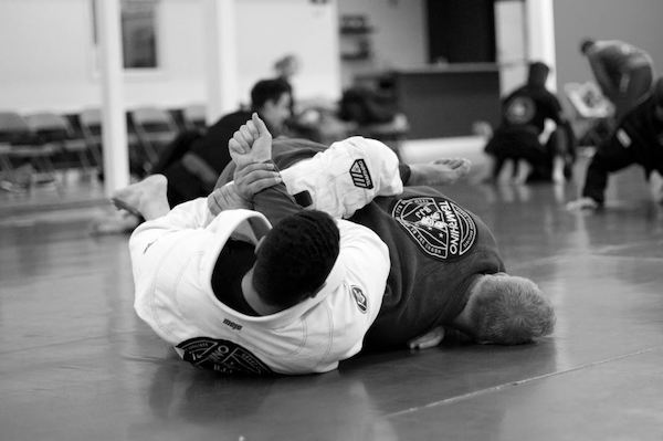 Jiu-Jitsu for Fitness and Fun