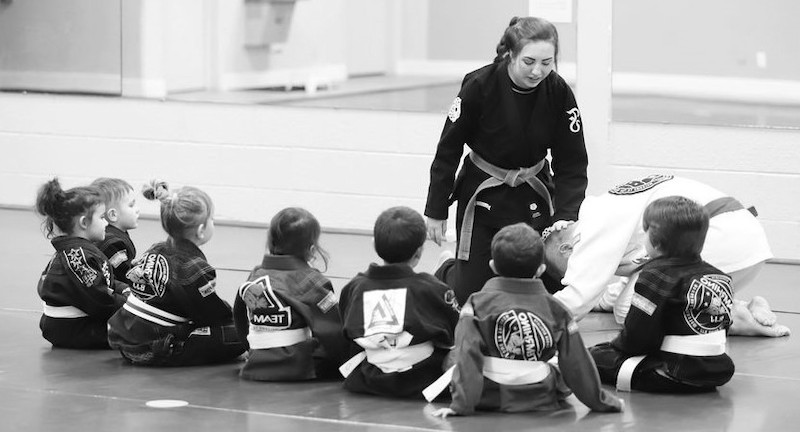 Kids, Character Development, and Jiu-Jitsu