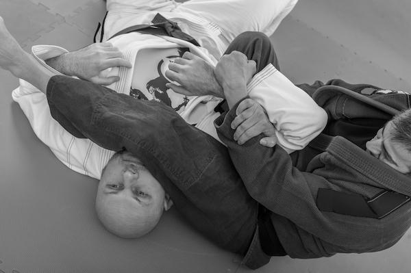 Jiu-Jitsu Training and the Benefits for Work and School