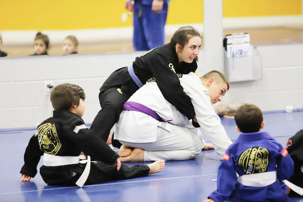 Learning to Adapt through Jiu-Jitsu Training