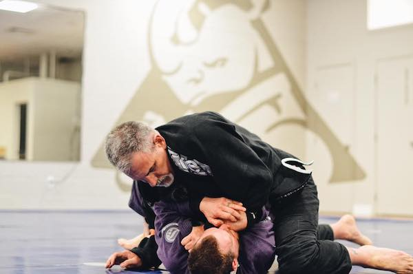 Using Jiu-Jitsu to Find Balance