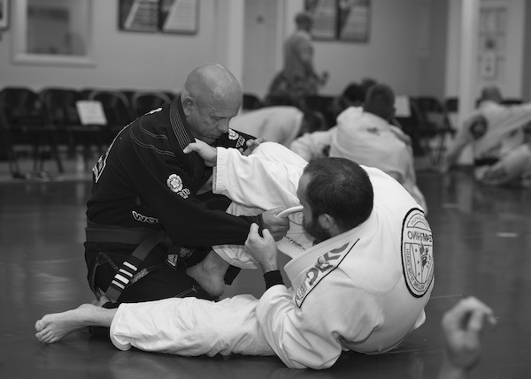5 Ways Jiu-Jitsu Improves Your Fitness