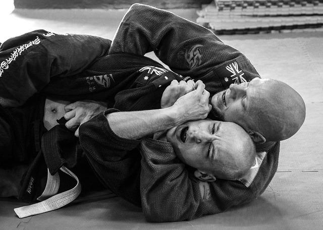 How to Practice Gratitude Through Jiu Jitsu