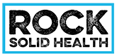 Rock Solid Health  Logo