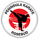 Peninsula Karate Logo