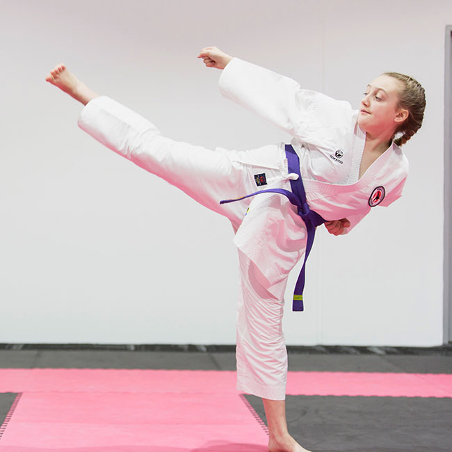Benefits of Karate for Kids