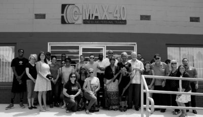 MAX-40 Grand Opening