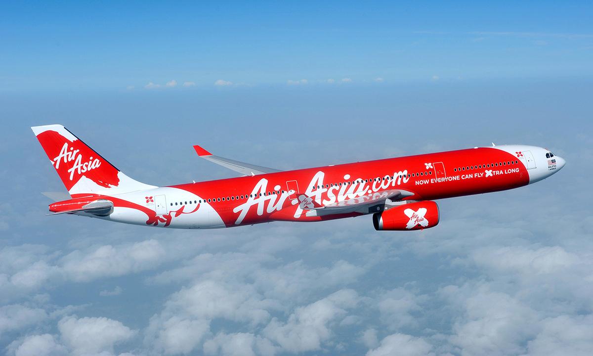 A330 300 air asia x 2