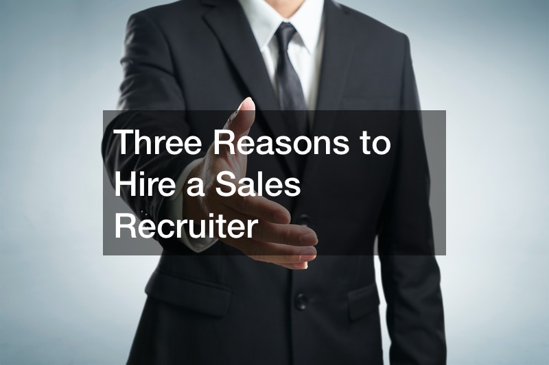 sales recruitment