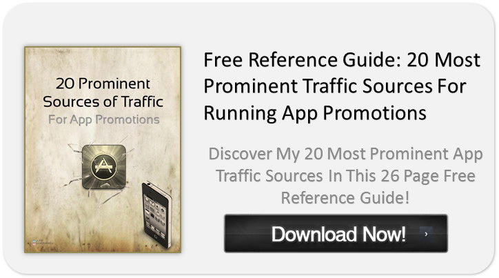 Get the new report and video on traffic strategies for apps