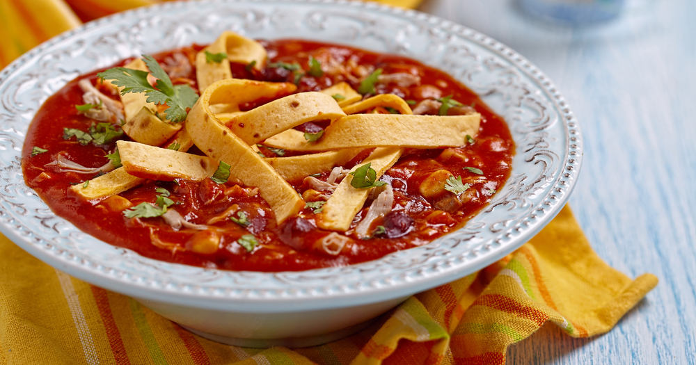 What We're Eating: Chicken Tortilla Soup