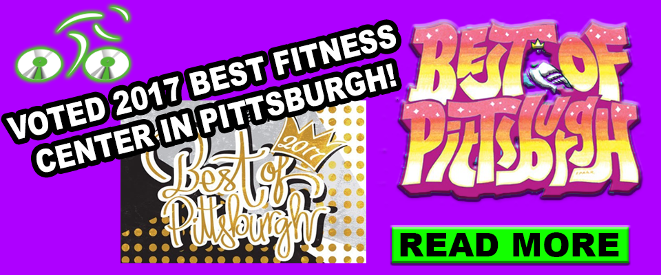 2017 Best Fitness Center in Pittsburgh