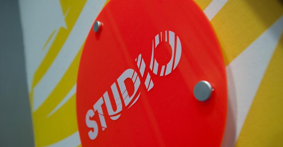 Studio sign