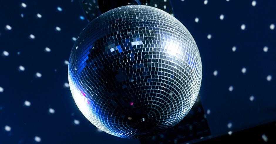 Cyclebeat disco ball