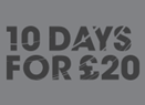 14 days for £20