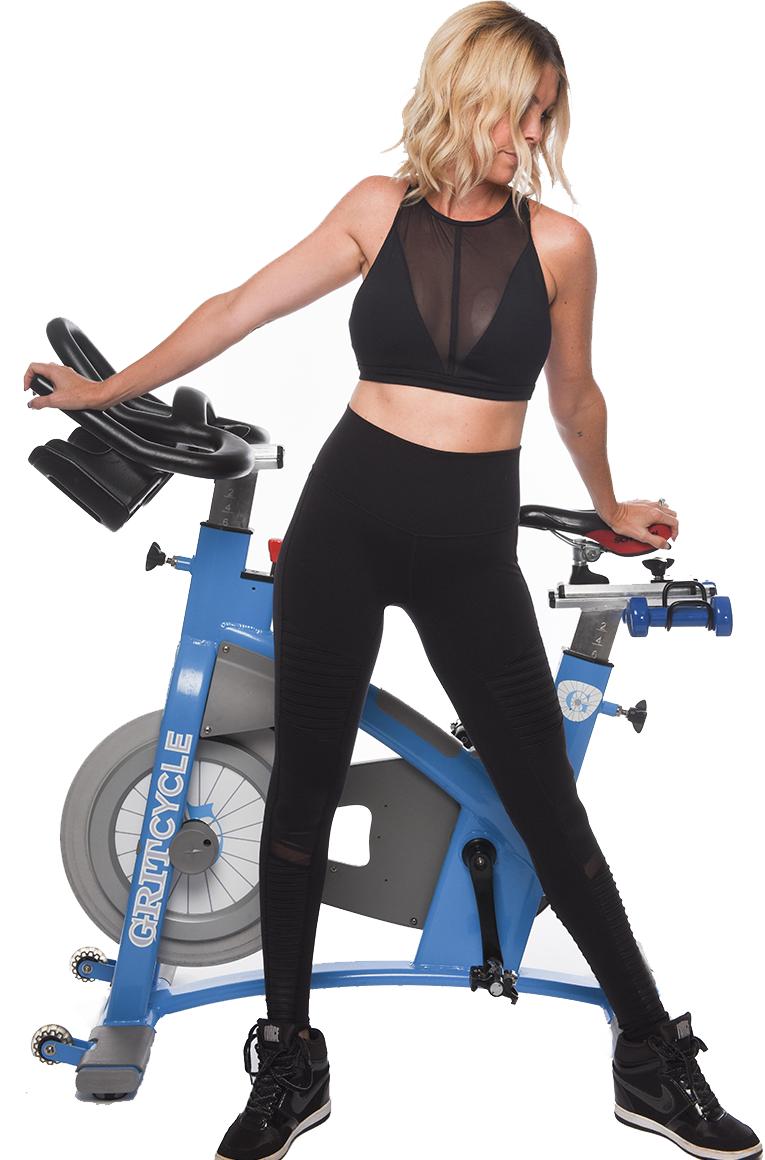 Leigh - Bike Instructor