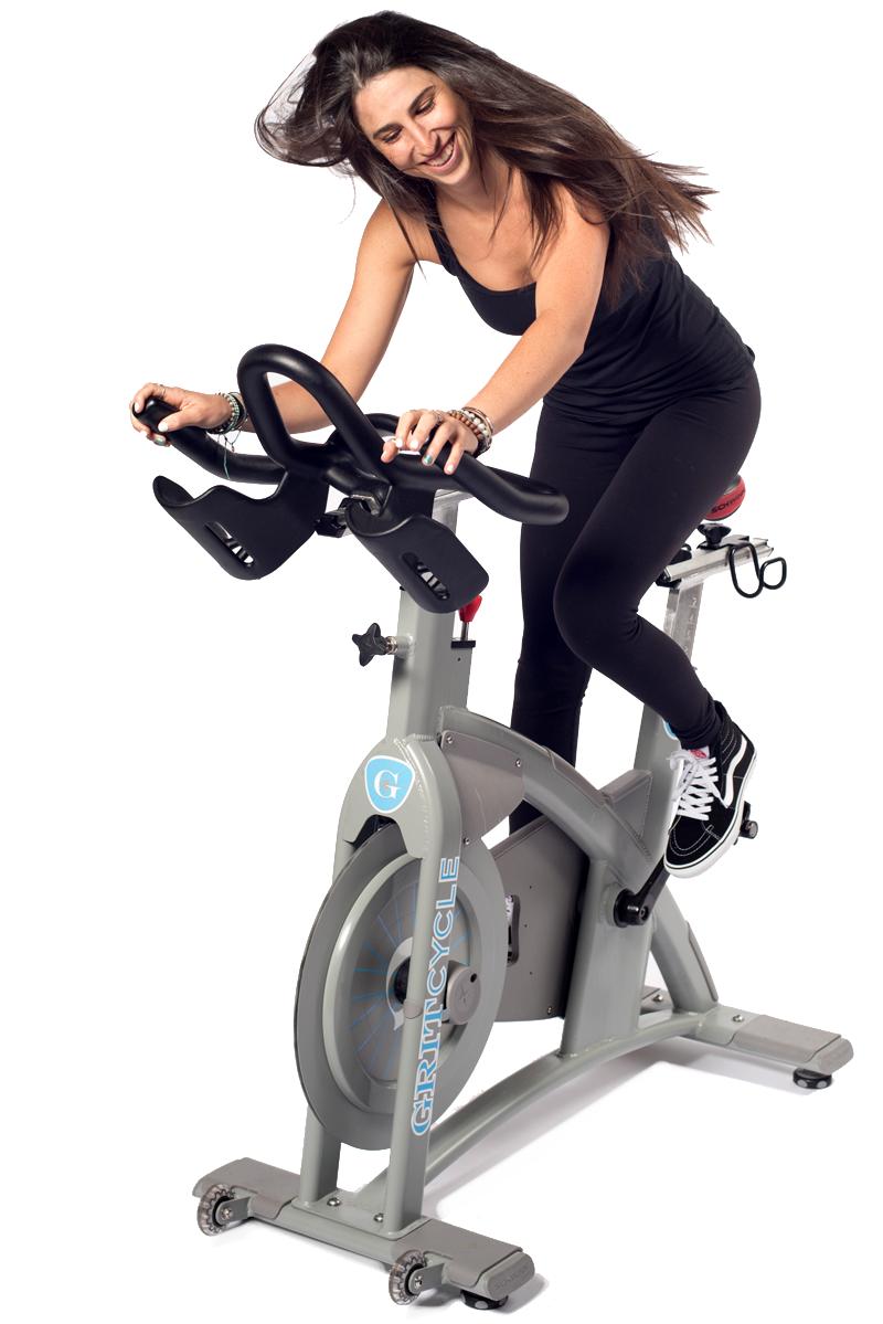 Maddy - Bike Instructor