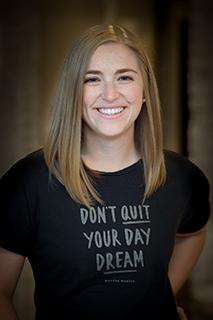 Sara Jensen {Studio Coordinator / Social Media}