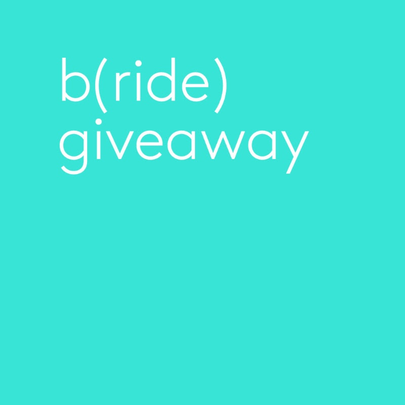b(ride) giveaway