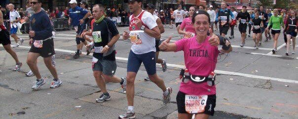 Tricia's Journey to the New York City Marathon: Part Three