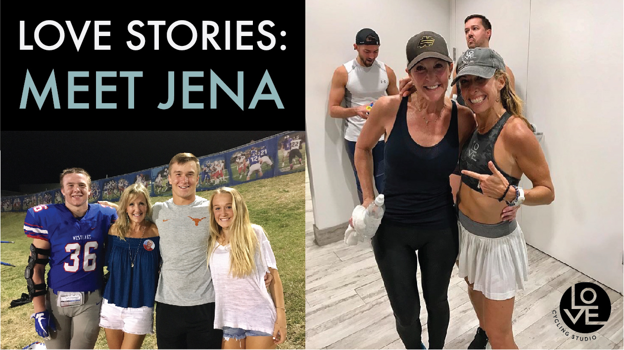 Love Stories: Meet Jena
