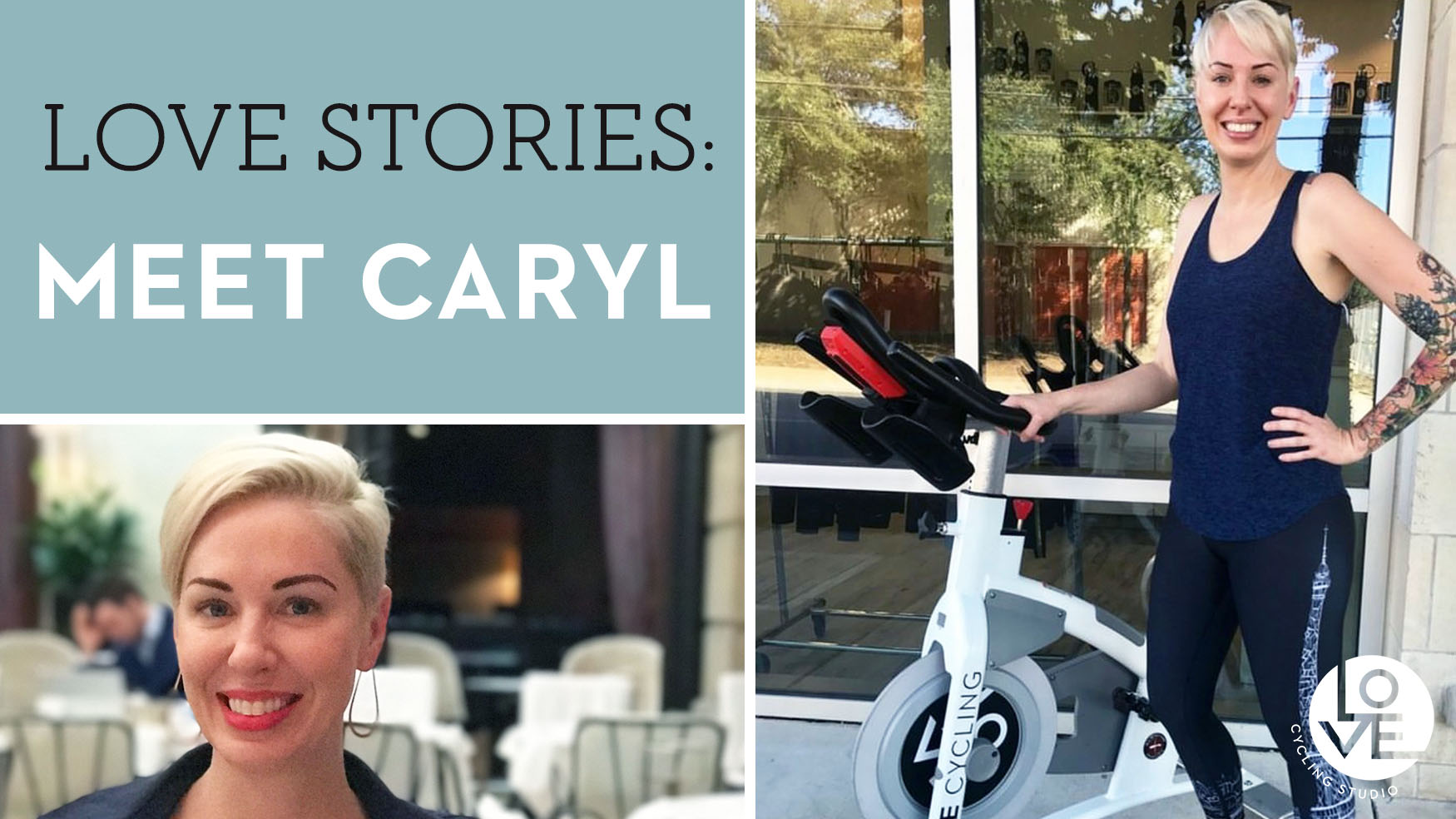 LOVE Stories: Meet Caryl