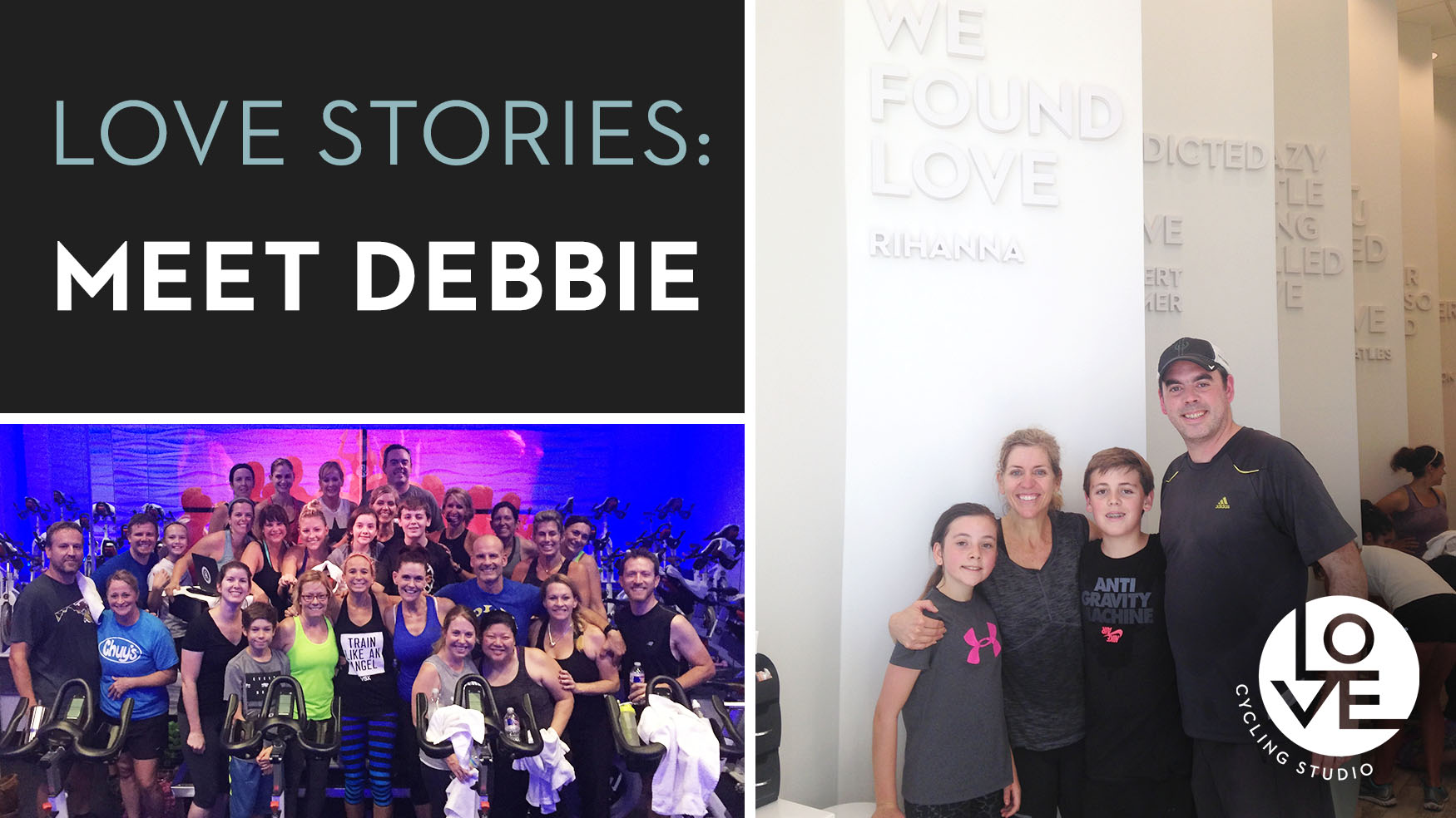 LOVE Stories: Meet Debbie