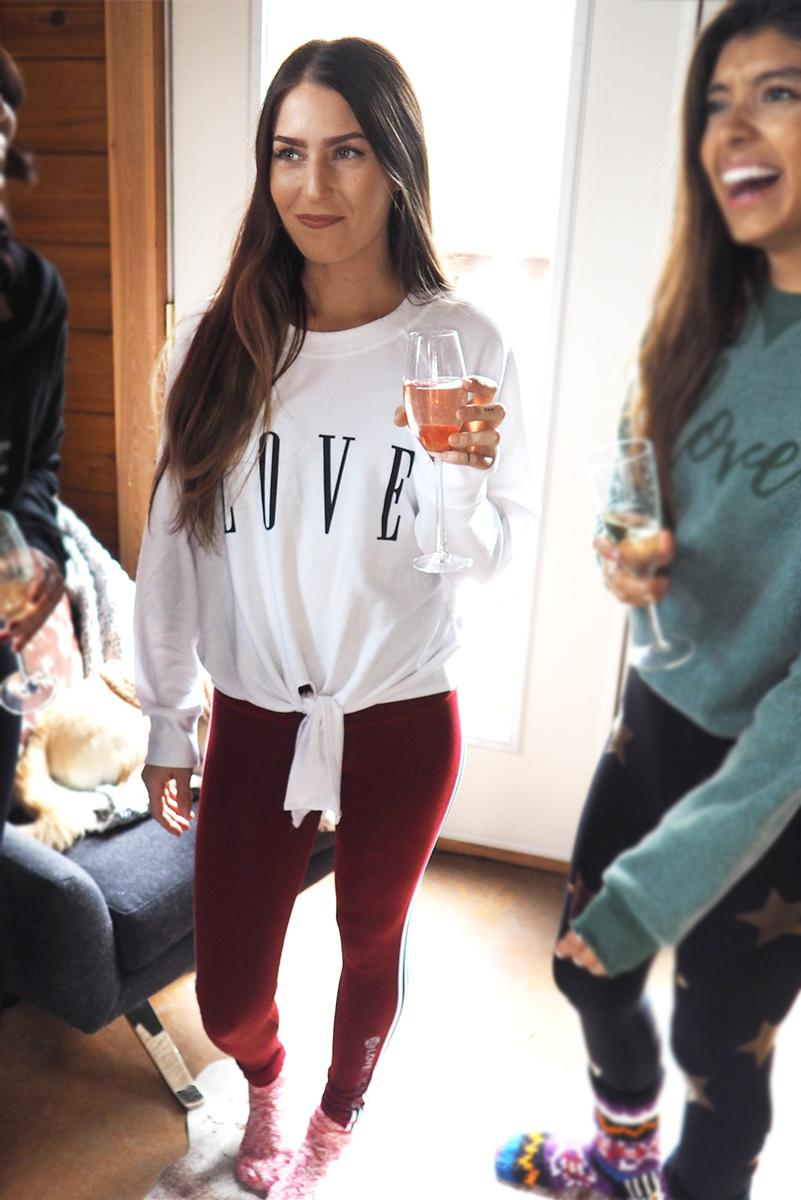 Strut-This Sky Sweatshirt