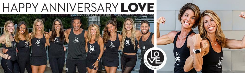 We Found Love Love Cycling Studio