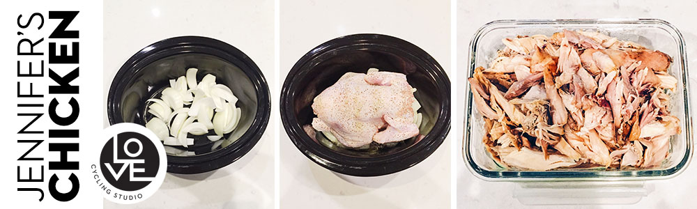 Jennifer C's Whole Crockpot Chicken