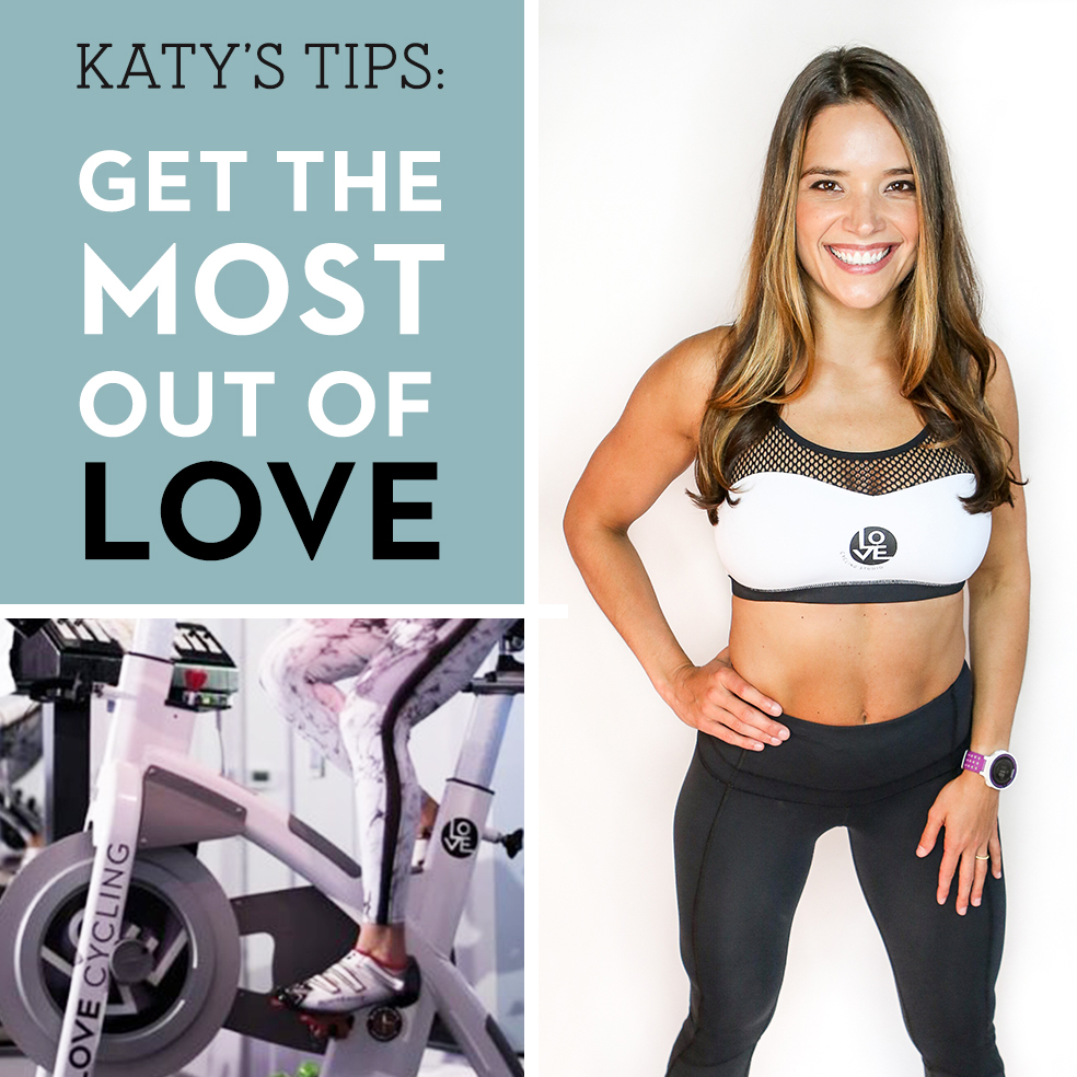 Get the Most Out of LOVE: Tips & Tricks for a Great Class