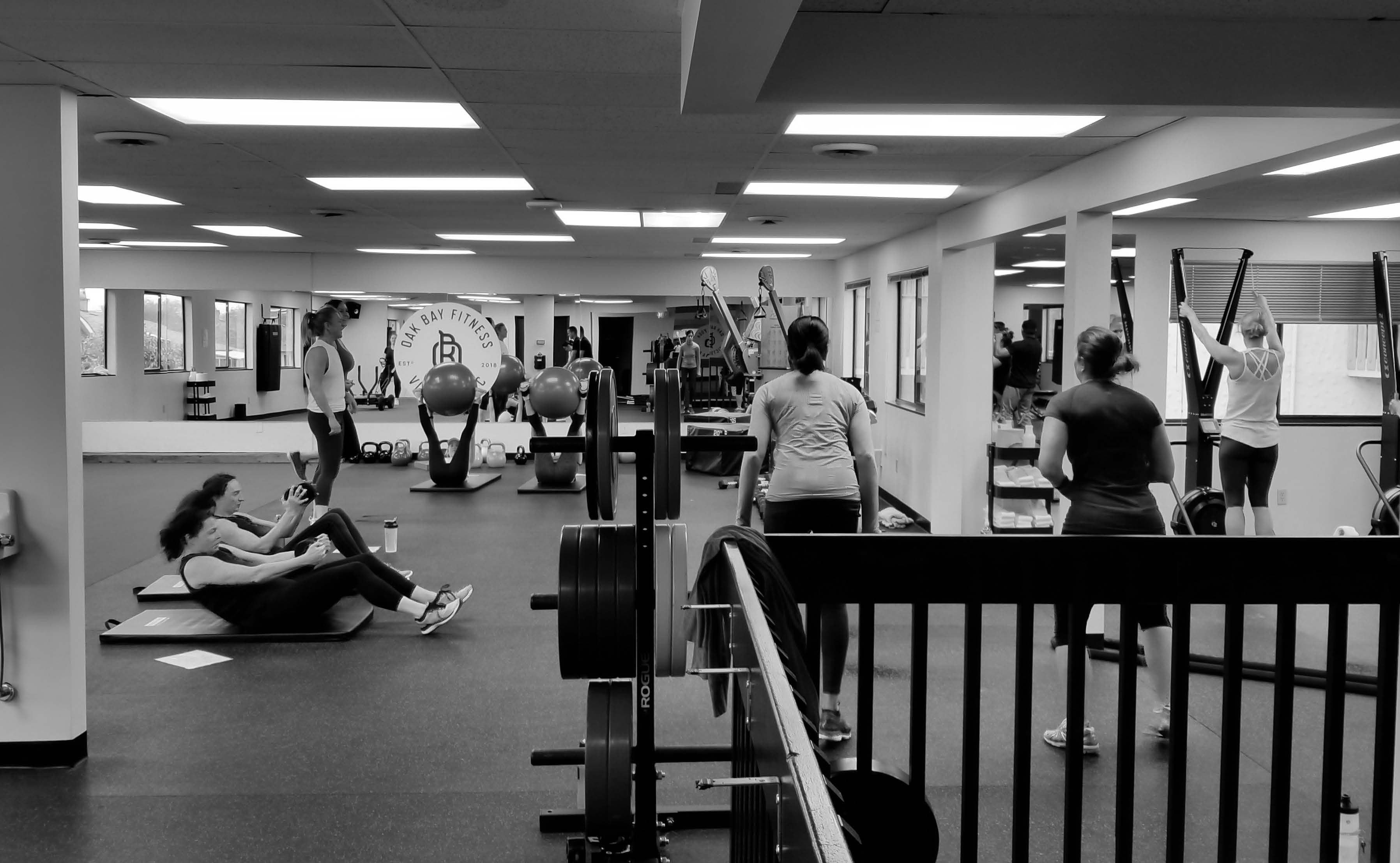 Oak bay fitness