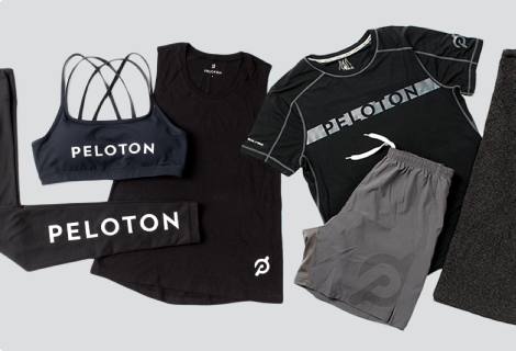 WEAR YOUR PELOTON PRIDE