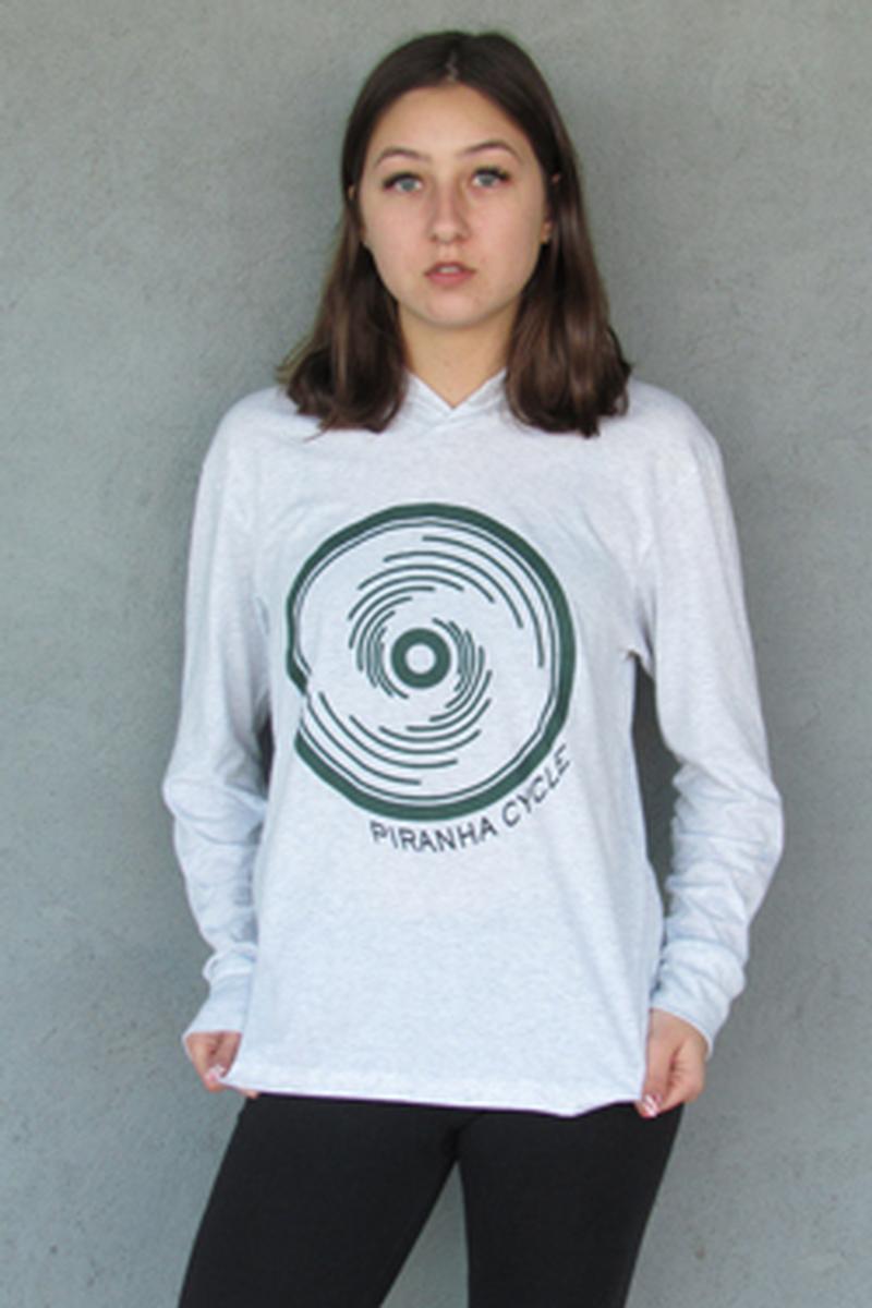 T-shirt hoodie