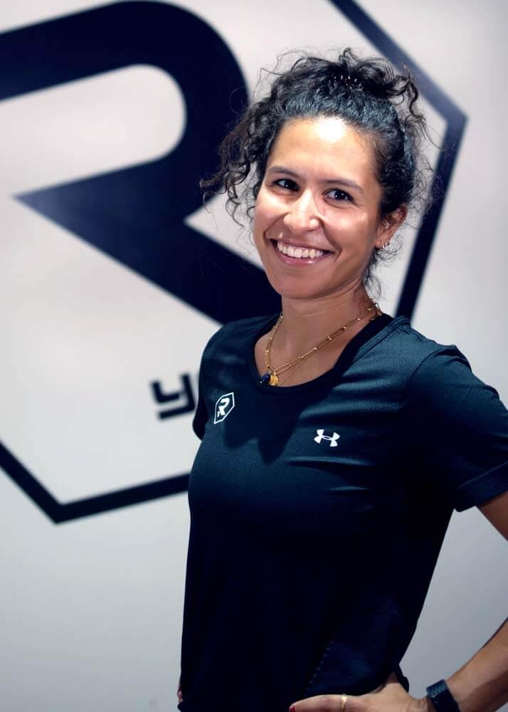 trainer: Cecile S