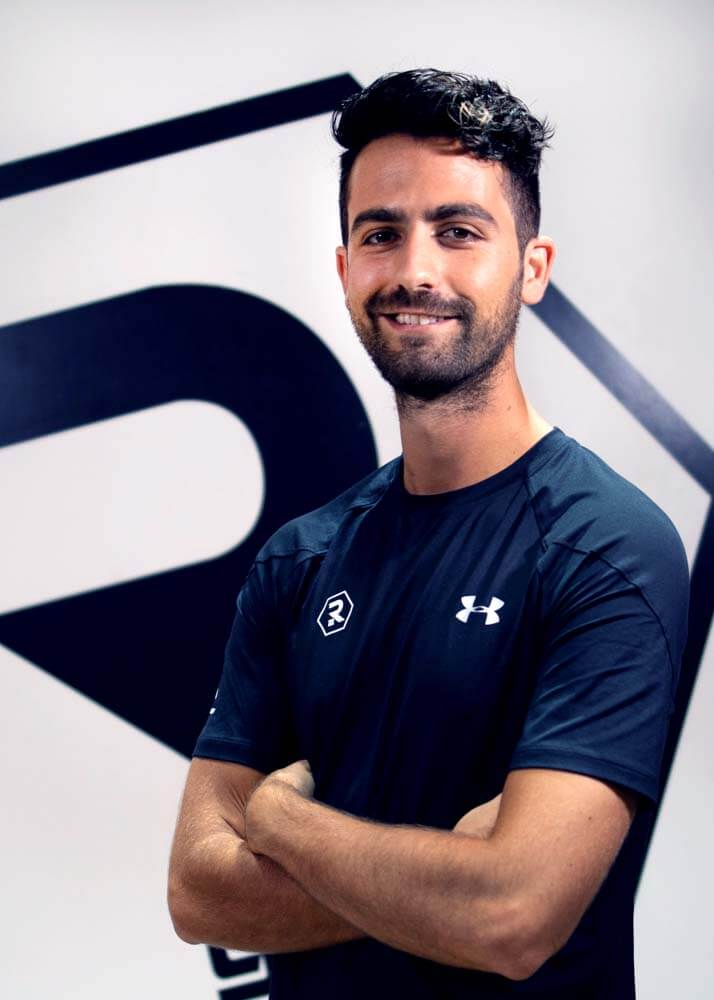 trainer: Giovanni M