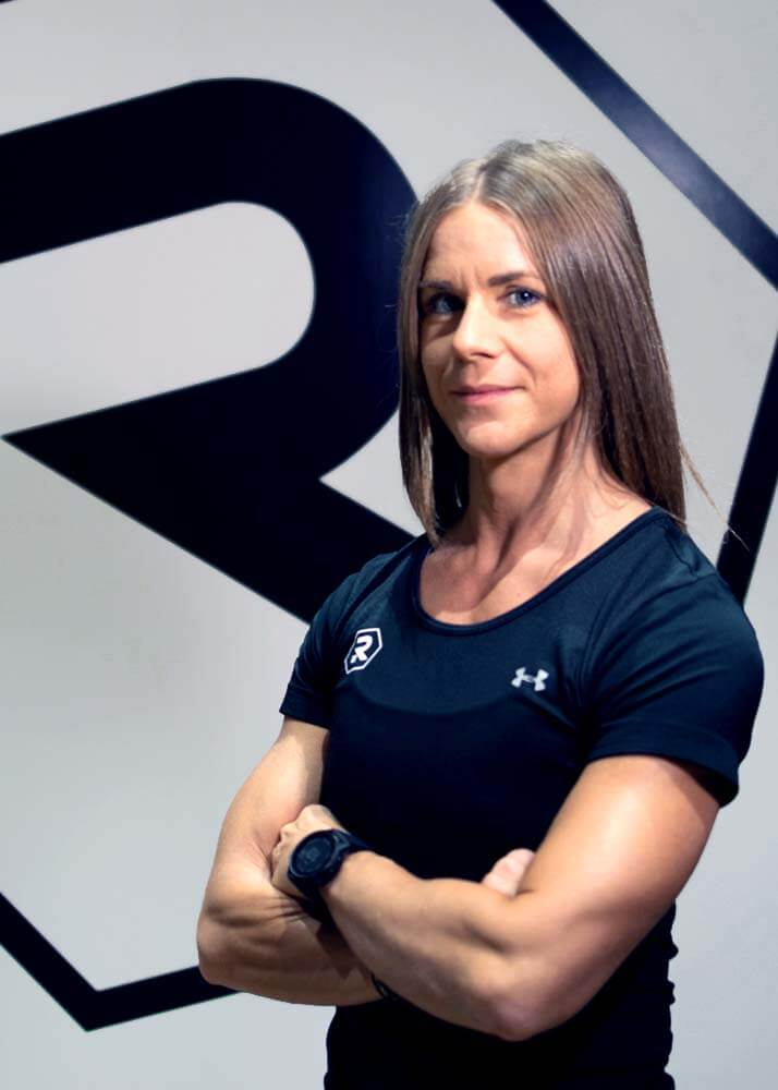 trainer: Marie B